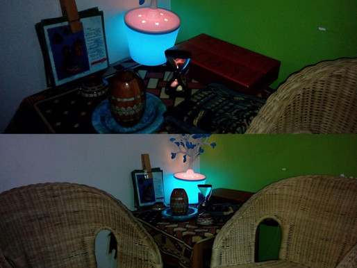 Montessori Peace Corner and Emotional Zones