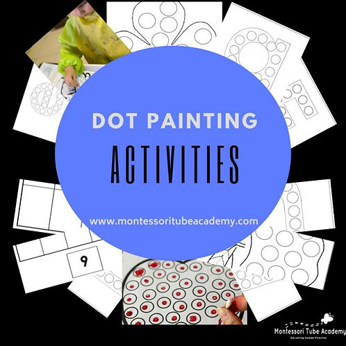 Dot Painting Activities