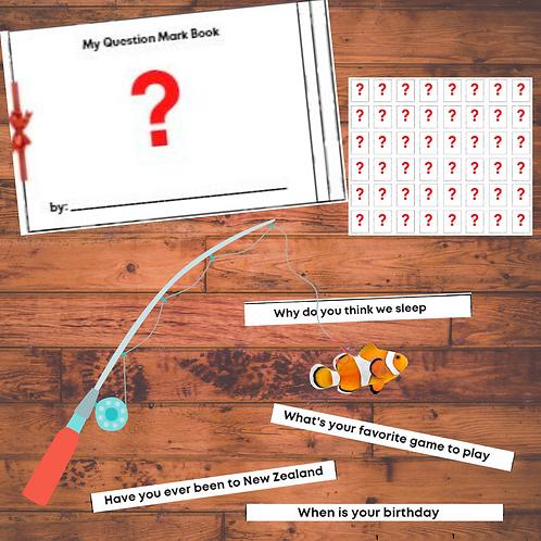 Montessori Question Mark Pack