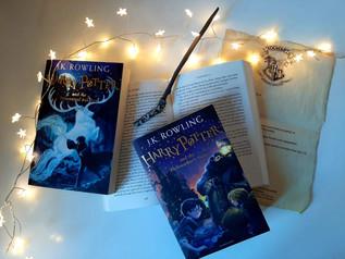 Knižní klub Harry Potter pro naše studenty