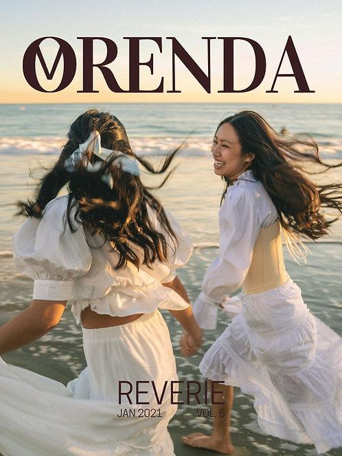 ORENDA Magazine Vol. 5