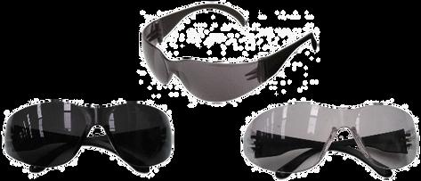 Lente Spy Claro y Gris Protección UV