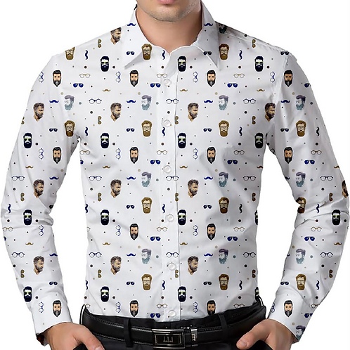 The Gentlemen Regular-Fit Shirt