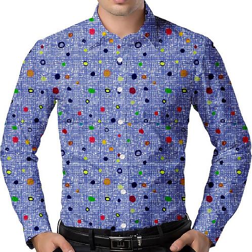 Button Up Slim-Fit Shirt