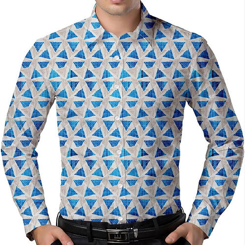 Three Corners Regular-Fit Shirt