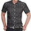 Thumbnail: Dark Floral Slim-Fit Shirt