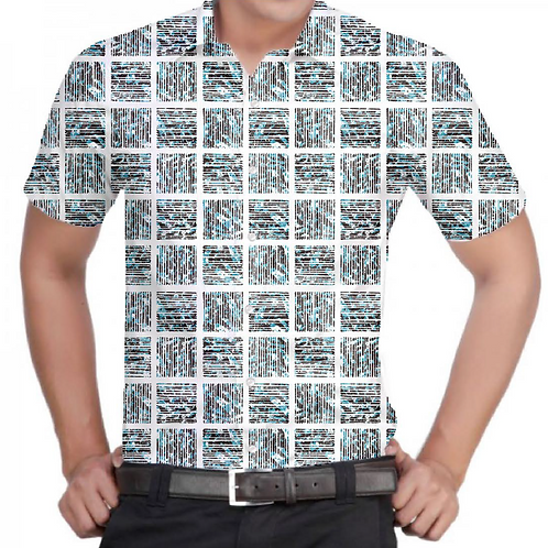 Square Up Regular-Fit Shirt