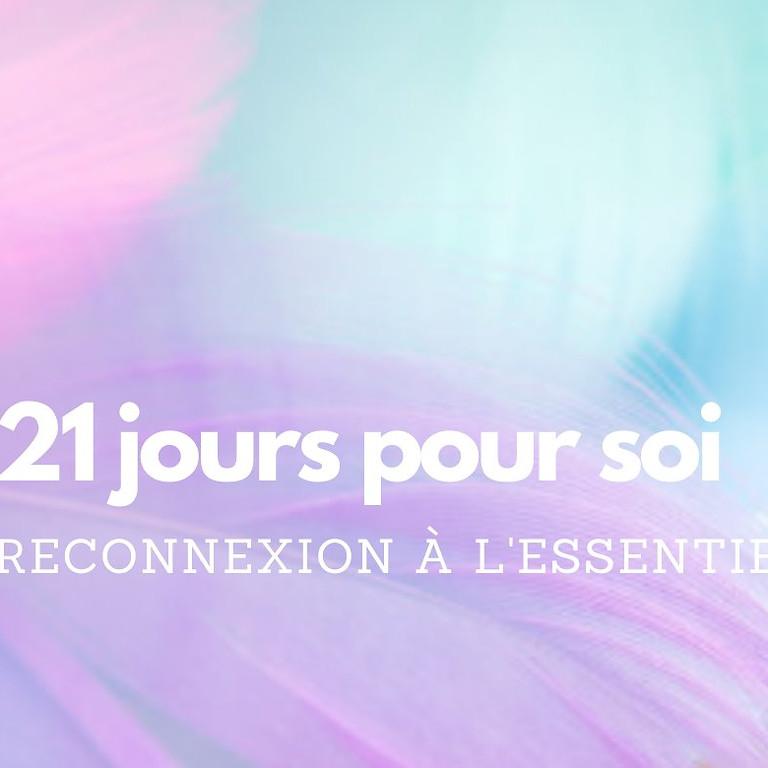 Solstice | Reconnexion | 21 jours pour soi