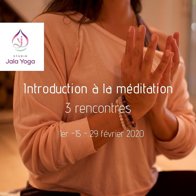 Apprendre à méditer | Cours 3 | Les émotions