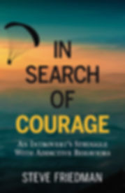 In Search of Courage-Promo Cover without