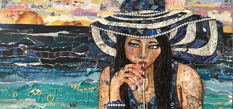 Sipply lady on the beach.JPG