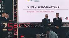 supermercados masymas, uno de nuestros clientes de referencia en la Comunidad Valenciana, premiada c