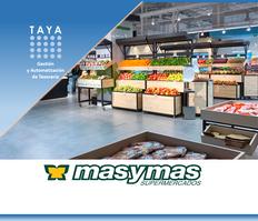 Supermercados MasyMas: seguimiento de posiciones bancarias en tiempo real con AF - TAyA