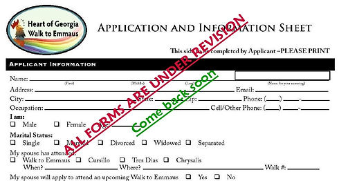Forms being revised.JPG