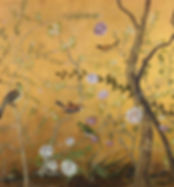 18. Chinoiserie Birds Abira Ali Mar 08 2
