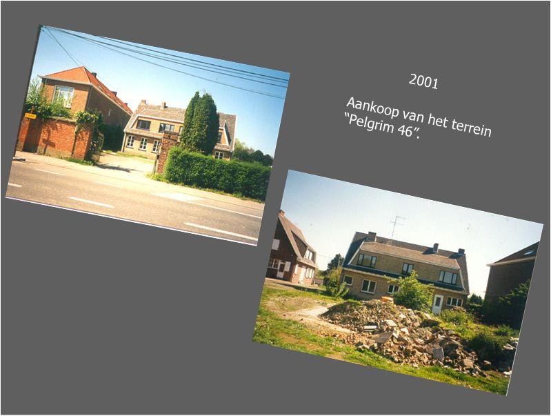 Aankoop terrein Pelgrim 46 - 2001