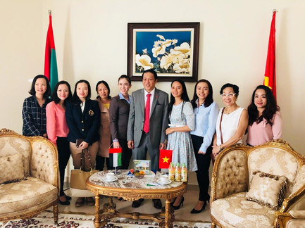 Vietnam Embassy in UAE 2018