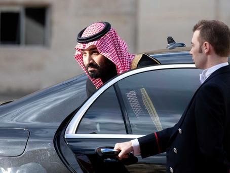 Saudi Crown Prince Gives Green Light for Aramco IPO