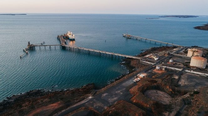 Higher production, LNG prices boost Woodside's revenue