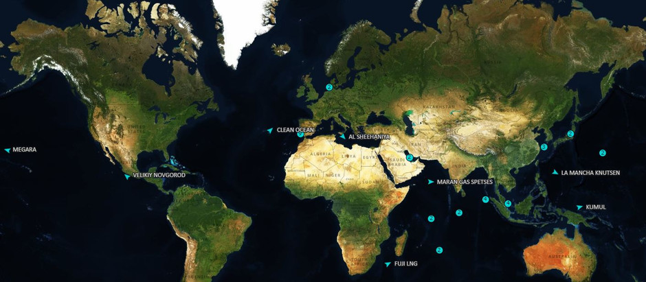 Floating Storage for LNG Surges With More Ships From Qatar