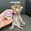 "Thumbnail: F6 savannah Kitten female ""Peaches"""