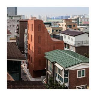 Five-story house_STPMJ, 2018