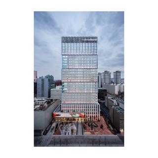 The K-tower_교직원공제회, 2018