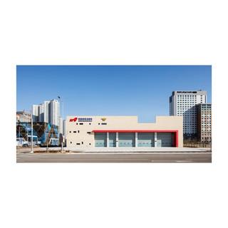 송도소방서_MIMES Architects