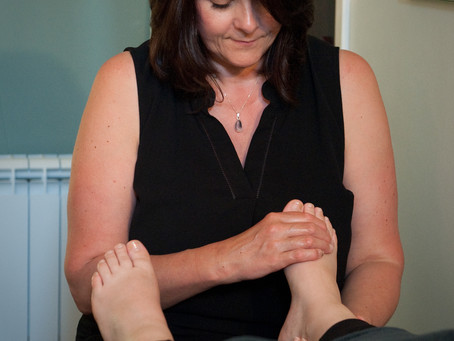 Thinking about trying Reflexology?
