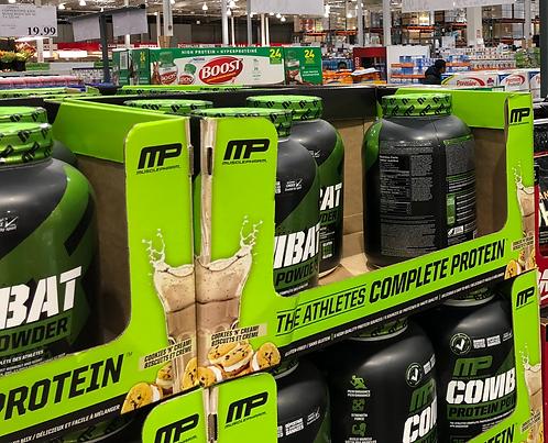 2.27 kg Protein