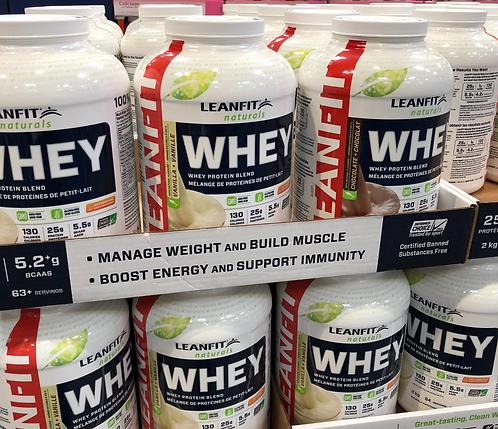 Leanfit Whey Protein Powder