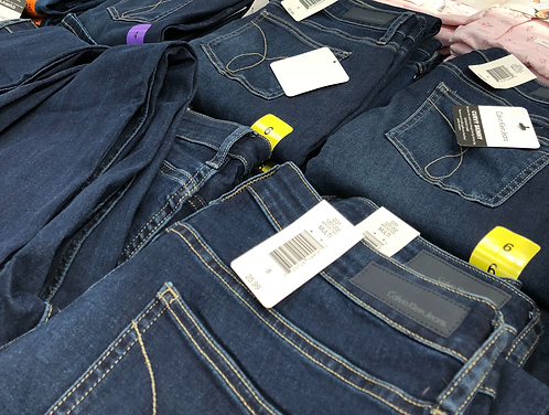 Calvin Klein Fems Jeans