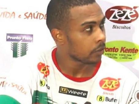 Agressor de árbitro Rodrigo Crivellaro, William Ribeiro é suspenso do futebol por dois anos
