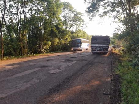 Obras de recuperação da ERS-207, em Humaitá, devem iniciar nos próximos dias