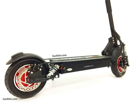 TopScooters.ru - Электросамокат AQIHO Double Drive Plus 2000W(4000W) 52V 26Ah