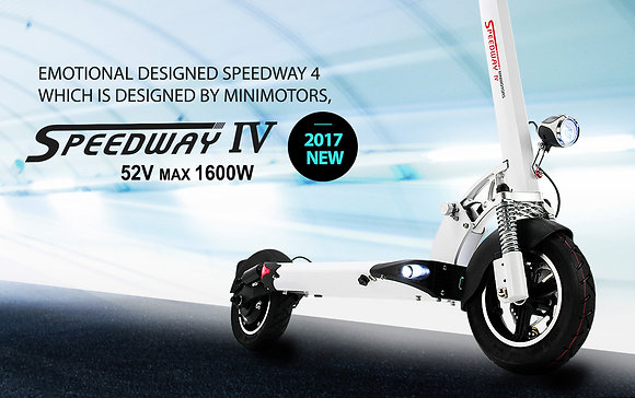 SpeedWay 4 - TopScooters.ru