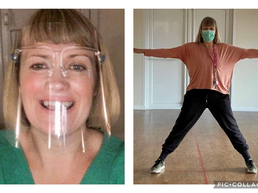 What is a COVID secure yoga class?  (Updated 22 May 2021)