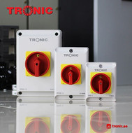 Our rotary isolators