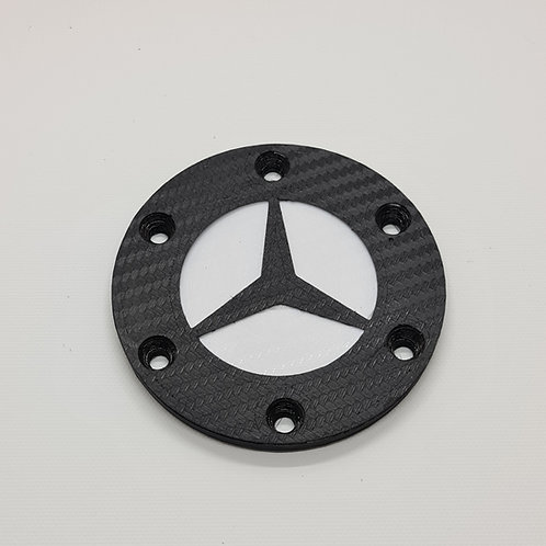 Steering Wheel Center Cap / Badge Logo PCD 70mm