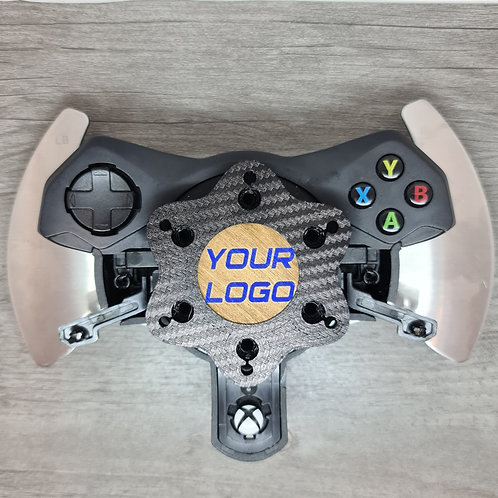 G27 G29 G920 Steering Wheel Adapter 70mm pcd Logo