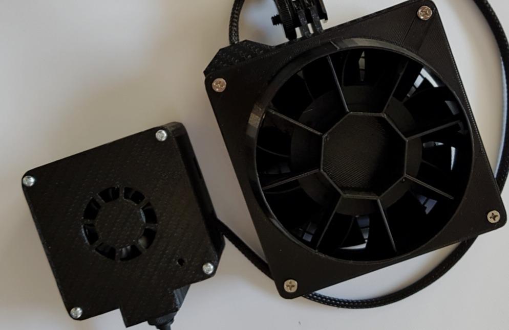 Wind Simulator fits Logitech G27  G29  G920