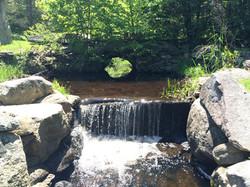 Waterfall on the Pootatuck