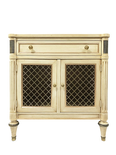 French Provincial Nightstand by Kindel Furniture