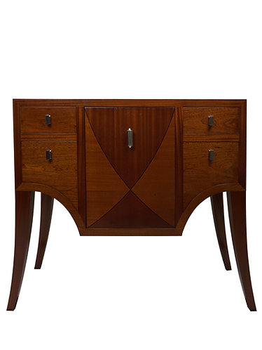 Art Deco Polidor Symphony Collection Hall Chest