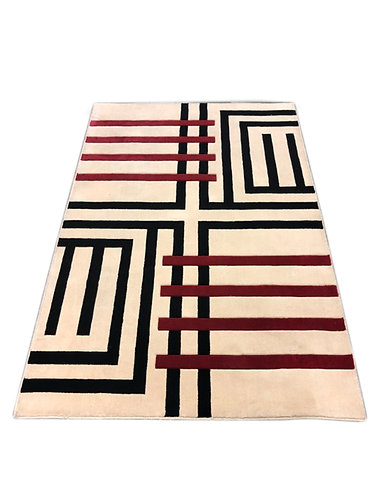Andy Warhol Home Collection Crossword Rug by Oriental Weavers
