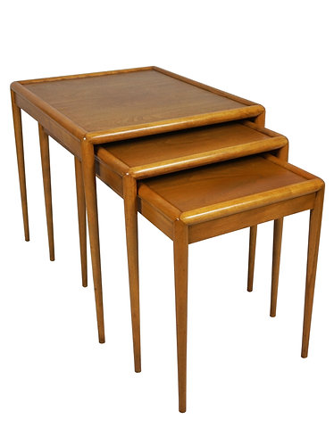 Set of T.H. Robsjohn-Gibbings Nesting Tables for Widdicomb