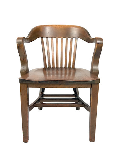 Bank of England Arm Chair by The Sikes Company