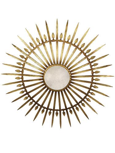 Modern History Spanish Sun Mirror