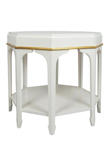 Moroccan Style Alden Parkes Westchester End Table