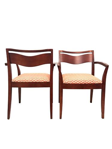 Knoll Studio Jr Chair Joseph & Linda Ricchio Armchairs - A Pair